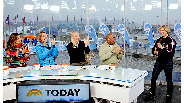 Narrow ratings win for 'Today' shows how much trouble it's in