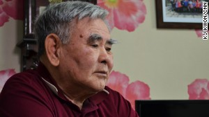 Jang Chun has been separated from his family in North Korea for more than 60 years.