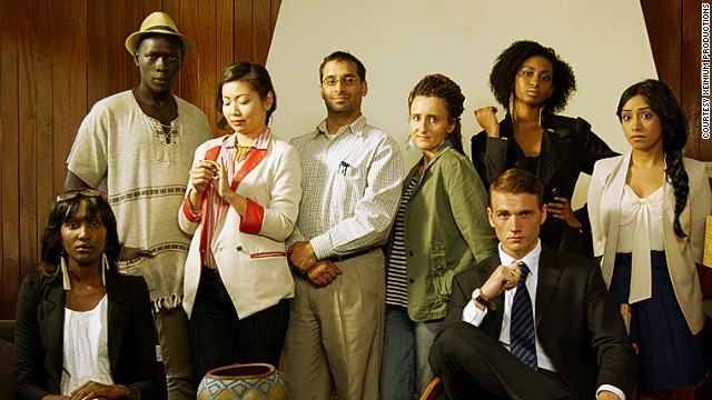 Ever wondered how international charities really put your money to use? A new Kenyan comedy about the inner-workings of an inept NGO in Nairobi answers that question. Meet the cast: