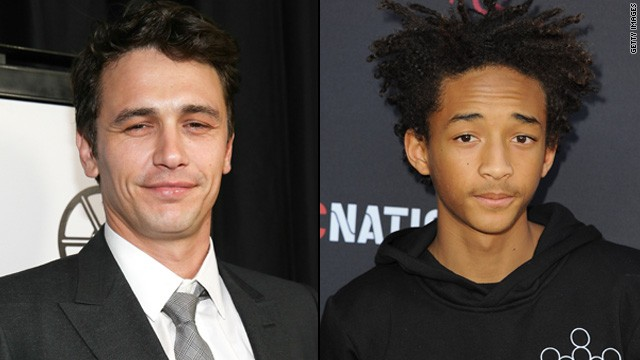 James Franco and Jaden Smith are here for you, Shia LaBeouf