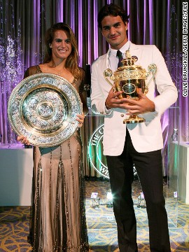 "That Wimbledon victory ranks as Mauresmo's proudest achievement in the game. ""Getting a medal in the Olympics is huge, winning the Fed Cup for my country, being world No. 1 also is an amazing achievement, all those things but, yes, I would put Wimbledon on top."""