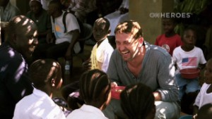 Gerard Butler & Mary's Meals