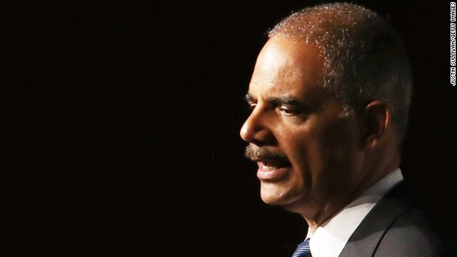 Eric Holder says reducing sentences for certain drug offenses could reduce the federal prison population by more than 6,500 inmates in five years.