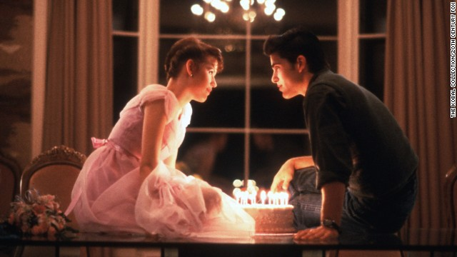 "Filmmaker John Hughes was a master of teenage angst -- and romance, as seen here in <strong>""Sixteen Candles""</strong> (1984) with Molly Ringwald and Michael Schoeffling. From <strong>""The Breakfast Club""</strong> to <strong>""Ferris Bueller's Day Off"" </strong>to <strong>""Pretty in Pink,""</strong> Hughes' movies are as relatable as they are quotable. Yet his work as a writer or director was never nominated for an Academy Award. See other films about youth that Oscar has overlooked:"