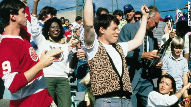 "<strong>Ferris Bueller's Day Off (1986): </strong> Between John Hughes writing and directing and Matthew Broderick as the charming but mischievous Ferris Bueller, we weren't only entertained with this '80s comedy -- we learned something, too. As the line goes, ""Life moves pretty fast. If you don't stop and look around once in a while, you could miss it."""