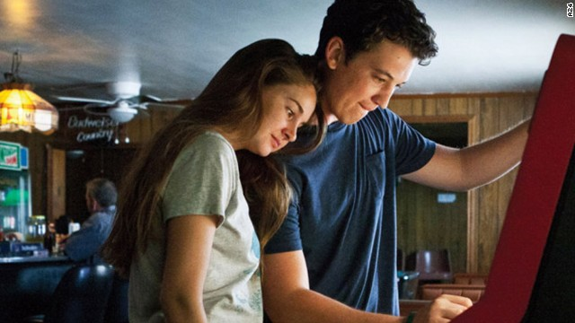"<strong>""The Spectacular Now"" (2013): </strong>Miles Teller, who made <a href='http://www.cnn.com/interactive/2014/01/entertainment/cnn10-fresh-faces/'>CNN's Fresh Faces</a> list, stars as Sutter Keely, a sweet guy who falls in love with Shailene Woodley's ""good girl"" Aimee Finecky in this film adaptation of Tim Tharp's novel."
