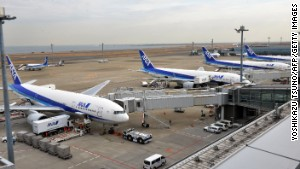 According to Star Alliance, All Nippon Airways\' (ANA) is the world\'s ninth largest carrier, operating about a thousand flights per day.