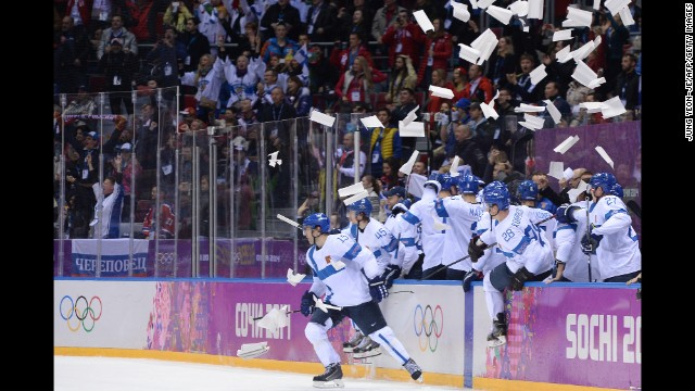 European teams performed strongly in Russia, and Finland celebrated a well-deserved bronze after beating the United States 5-0 in the third and fourth place playoff.