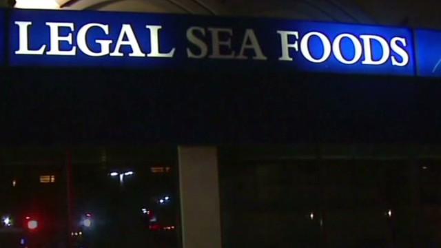 Legal Sea Foods New York