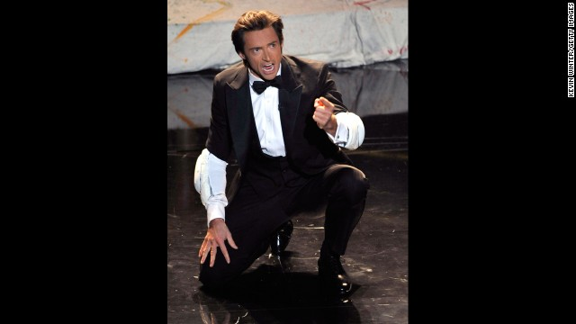 Hugh Jackman was high-energy, classy and charming when he hosted the Oscars in 2009. Who could have imagined it from Wolverine?