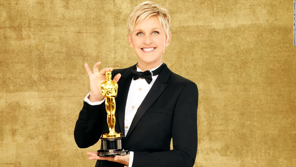 Ellen DeGeneres makes her return to the Dolby Theatre stage this weekend as she hosts the Academy Awards for the second time. Let's see how she stacks up against herself and other hosts of Oscars' past ...