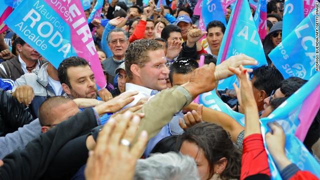 Virtual victoria de la oposición en las alcaldías de Quito y Guayaquil