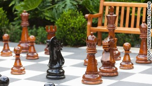 The resort at Sea Island, Georgia, features a life-size chess board on its property plus weekly Bingo, where men over the age of 12 are required to don a jacket to participate. For kids there are also sandcastle-building contests, basketball tournaments, etc. Adults can sign up for all sorts of fitness activities.