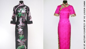 The Hong Kong Museum of History is currently showcasing cheongsam that tell the century-old story of the Chinese dress.