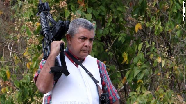 Ángel Vivas, el general retirado que se opone al gobierno de Maduro