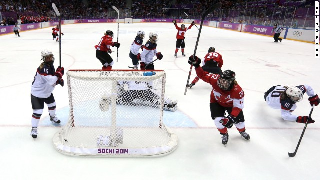 Sochi 2014: Top-10 sporting moments