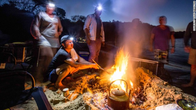 """Contestants from TV show """"The Ultimate Braai Master"""" helped bring the braai into living rooms across the world."""