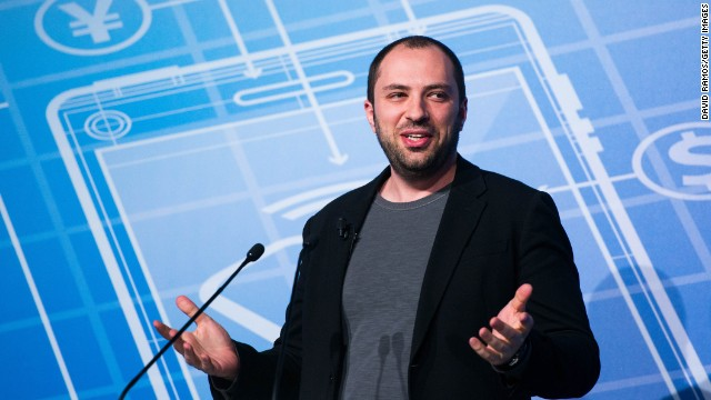 WhatsApp's co-founder Jan Koum announced<a href='http://www.cnn.com/2014/02/24/tech/mobile/whatsapp-voice/'> the arrival of voice calls on the service</a>.