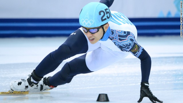 As Ahn Hyun-soo, he won three golds and a bronze for South Korea at the Turin 2006 Winter Games. As Victor An, he repeated that feat for his adopted Russia -- helping the host nation top the overall medal table.