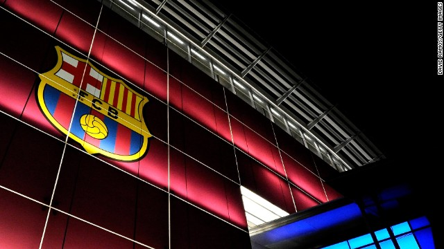 The next best tally in terms of sporting Facebook likes is not an individual but a club in the shape of FC Barcelona. The Catalan institution has over 76 million 'likes'.