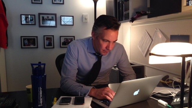 Ask Jim Sciutto anything about National Security