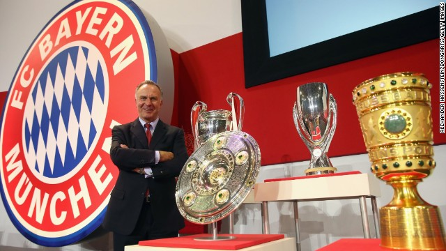 Executive board chairman Karl-Heinz Rummenigge believes Bayern's ability to keep hold of its best players has helped the Bundesliga champion to become one of the most successful clubs in Europe.