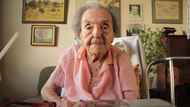 Muere a los 110 años la sobreviviente del Holocausto más longeva