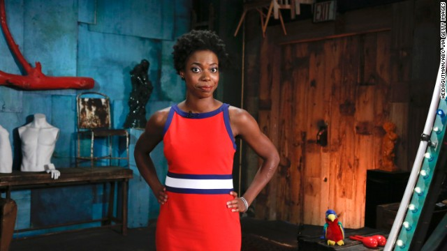 "Comedian Sasheer Zamata made headlines when she became the <a href='http://www.cnn.com/2014/01/06/showbiz/nbc-snl-sasheer-zamata/'>first black woman in six years </a>to join ""Saturday Night Live."" The 27-year-old University of Virginia grad has performed with the Upright Citizen's Brigade and as a stand-up comedian."