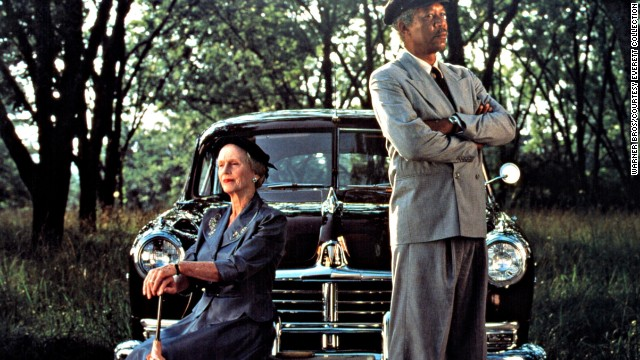 "The great Jessica Tandy received her first Oscar nomination, a best actress nod for 1989's ""Driving Miss Daisy,"" when she was 80. She won for that film, and followed up with a nomination for ""Fried Green Tomatoes"" two years later."