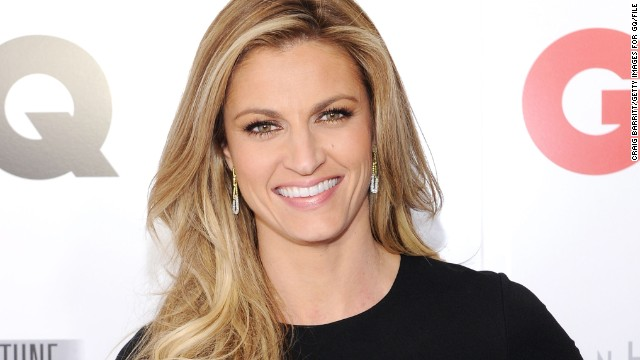Erin Andrews on 'DWTS': I know I have huge shoes to fill