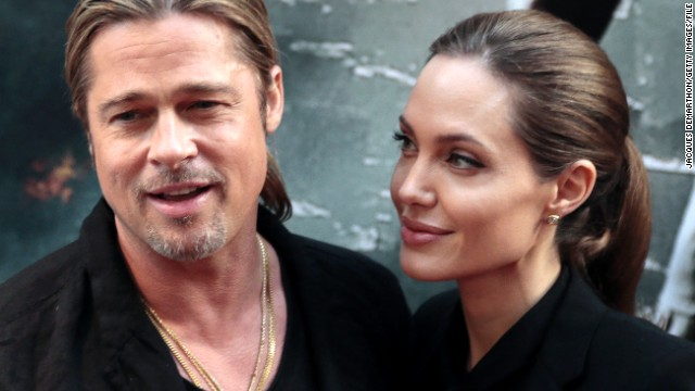 Is this Brad Pitt's next role?