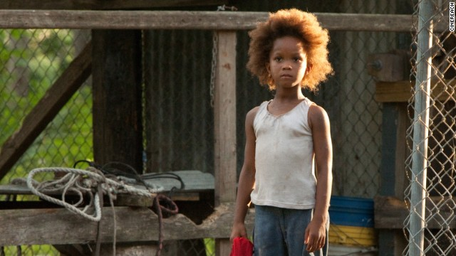 "Just last year, Quvenzhane Wallis was nominated for best actress for ""Beasts of the Southern Wild."" She was 9 at the time. She had a small role in one of this year's Oscar front-runners, ""12 Years a Slave."""