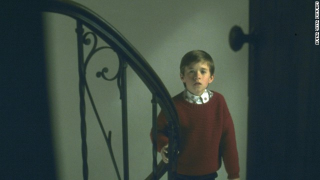 "Haley Joel Osment was 11 when he was nominated for best supporting actor. He earned the nod for his performance as a child who sees dead people in 1999's ""The Sixth Sense."""
