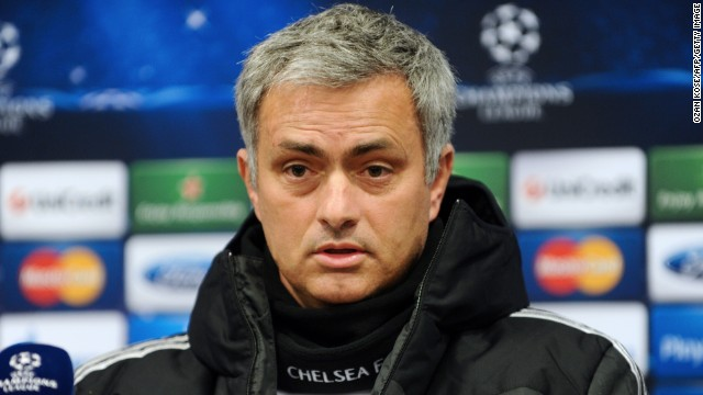 Angry Mourinho Tells Reporter To Google Answers To Stupid ...