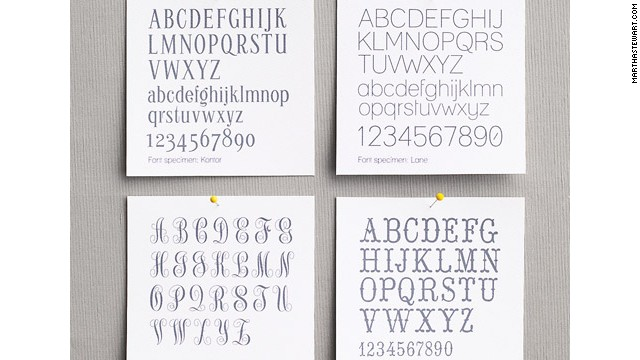 Online fonts are a gift from the design gods. Some fantastic sites offer a bounty of options.
