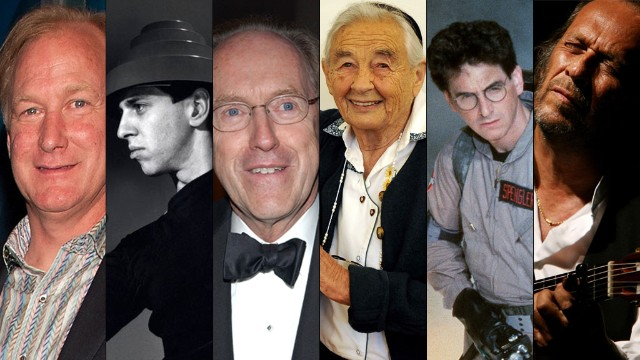 Click through to see people who passed away in 2014.