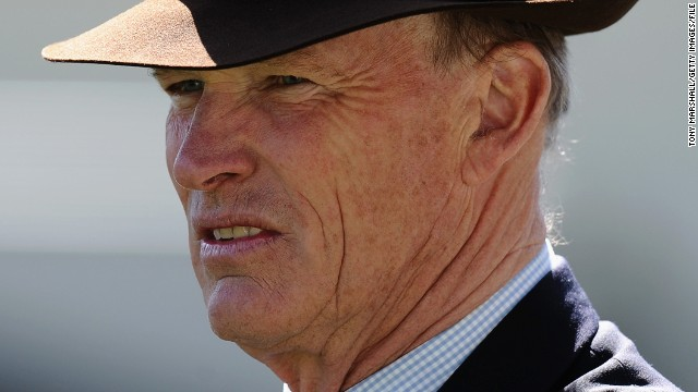 The filly is under the tutelage of champion English trainer John Gosden -- a former economist -- at the Lloyd Webbers' Watership Down stud farm.