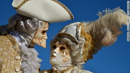 The dark drama of Venice Carnival