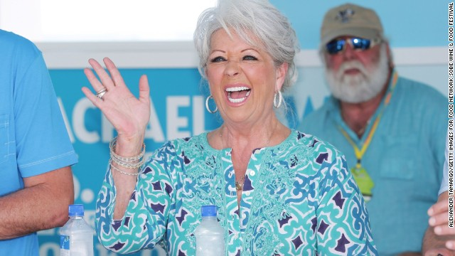 Paula Deen to host new TV show - online