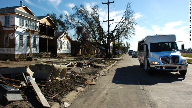 Tours of the damage caused by Hurricane Katrina are controversial. But going there with someone who knows the area and history can be the most effective way to understand the human and natural causes of the catastrophe.