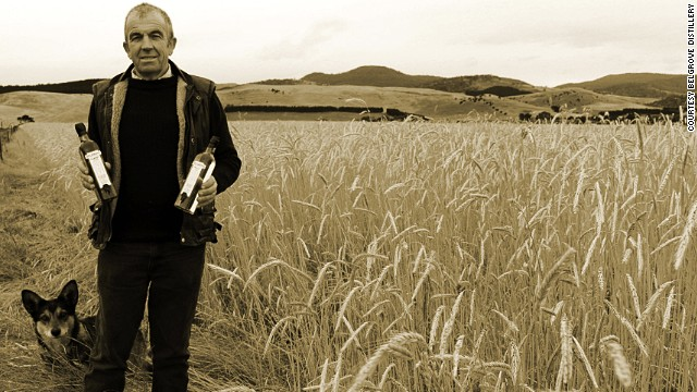 Belgrove Distillery is the only Tasmanian whiskey maker using rye, rather than barley.