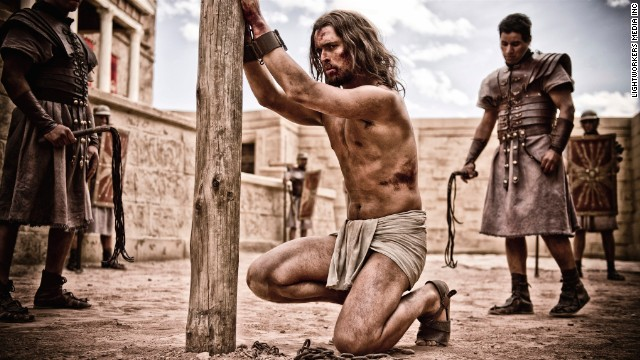 "Diogo Morgado plays Jesus in the new film ""Son of God."" The color of Jesus' skin has sparked heated debate for centuries, here we take a look at some different interpretations of the man from Nazareth."