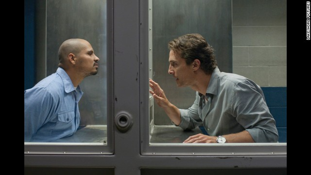 """""""The Lincoln Lawyer"""" in 2011 kept McConaughey deep in the drama as a conflicted attorney."""