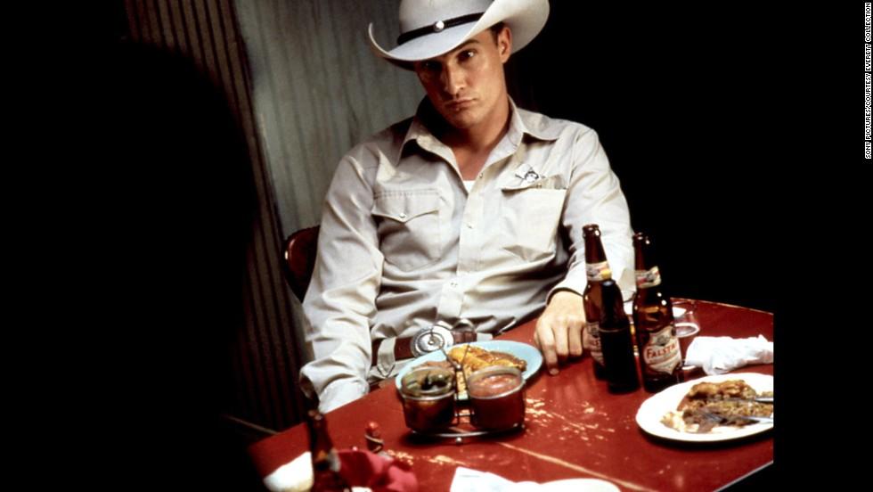 La trayectoria de Matthew McConaughey
