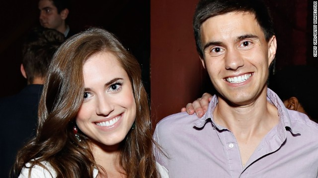 Allison Williams is engaged