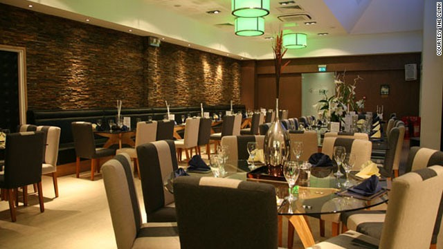The Clink Restaurant at High Down was the first restaurant established by the charity in May 2009. As a category B prison, High Down is the most secure of the three prisons involved, and requires diners to undergo intensive security checks before entering.