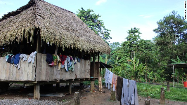 Like villages elsewhere, the majority of Llanchama's needs are still met directly from the land and water and are largely non-cash-based.