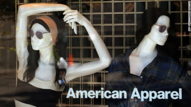 Popular logos such as American Apparel's use typefaces that incorporate or are inspired by Helvetica.