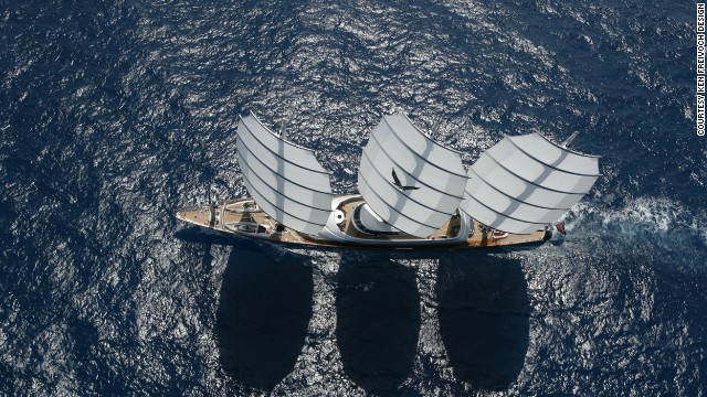 Inside the mind of a superyacht designer