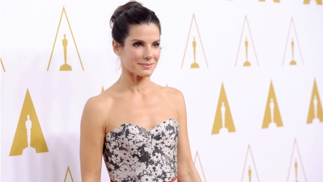 Sandra Bullock's next role ... will involve Tupperware?